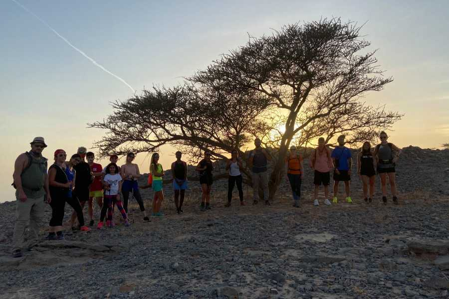 Adventurati Outdoor Camp 808 - Hike + Camp + Yoga (Fri/Sat 26/27 March)