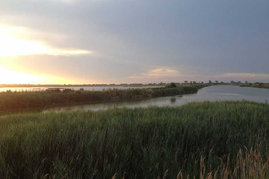 Ravenna Incoming Convention & Visitors Bureau In barca sul torrente Bevano - Speciale Settimana Rosa