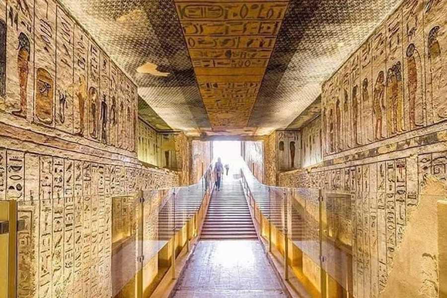 Journey To Egypt 8 Day Felucca Odyssey