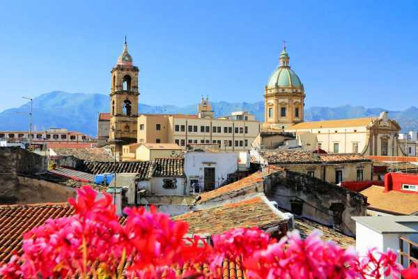 "12 Days Self-Drive ""The Splendors of Sicily"""