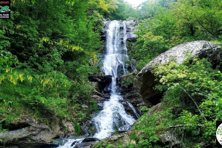 Modenatur La Cascata della Rovinaccia e il Berceto