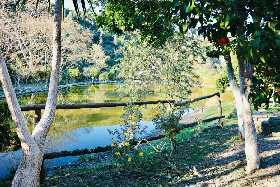 Destination Platanias BOTANICAL PARK
