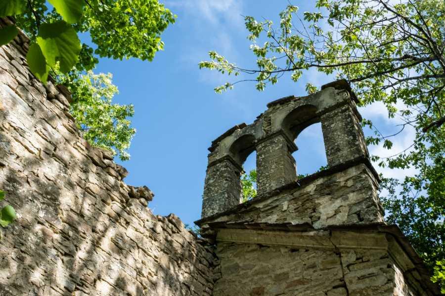 Emilia Romagna Welcome Trekking tra Antiche Parrocchie Fantasma - I Sentieri del Savio