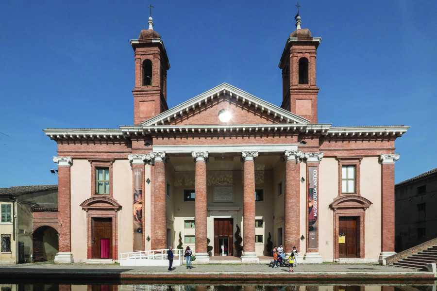 Ravenna Incoming Convention & Visitors Bureau Comacchio & Abbazia di Pomposa - Exclusive Tour