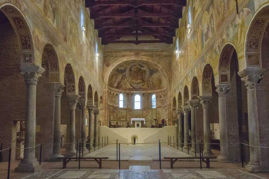 Ravenna Incoming Convention & Visitors Bureau Comacchio & Abbazia di Pomposa - Exclusive Tour