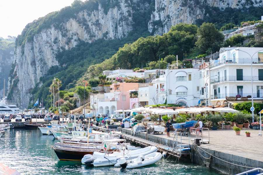 Bus2Alps AG The Amalfi Coast Military Group