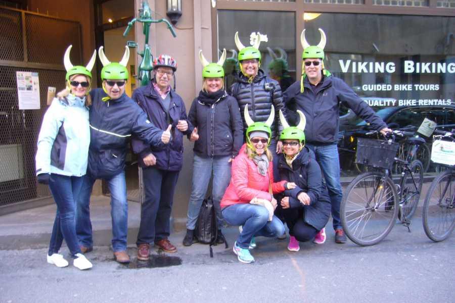 Viking Biking & Hiking Private bike tour (4 hours)