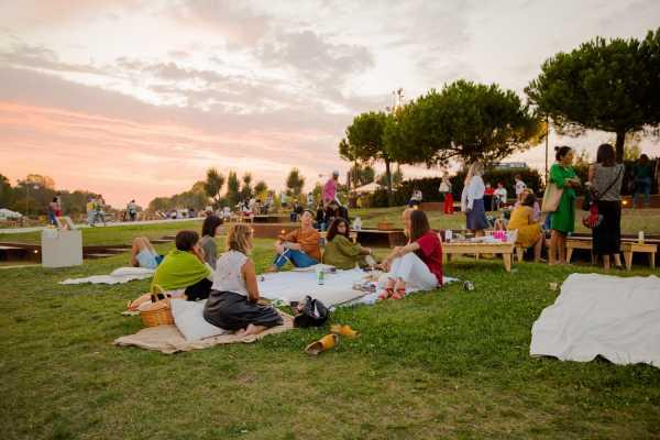 Il picnic di bellezza di Barfum