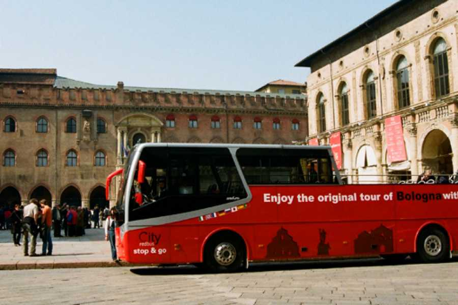 Bologna Welcome - City Red Bus City Red Bus - Hop on Hop off bus