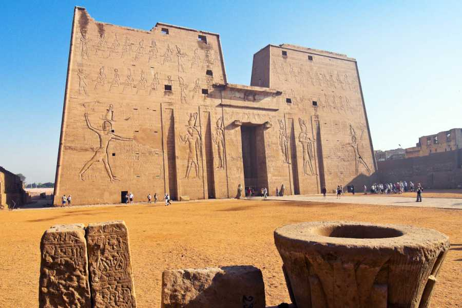 Journey To Egypt Day Tour to Aswan from Luxor