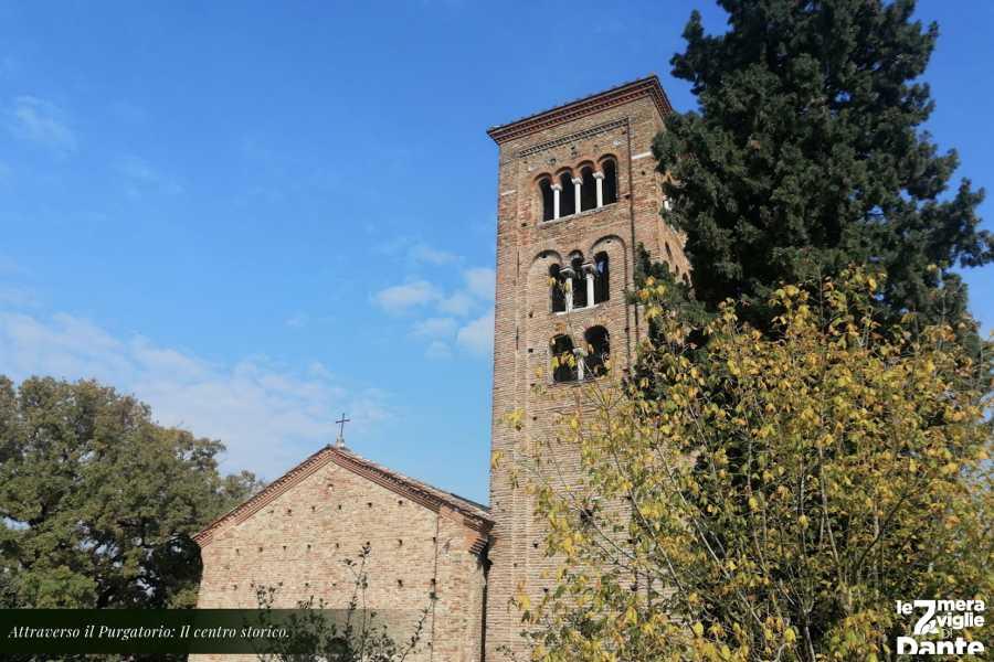 Ravenna Incoming Convention & Visitors Bureau Le 7 meraviglie di Dante - Visite con performance