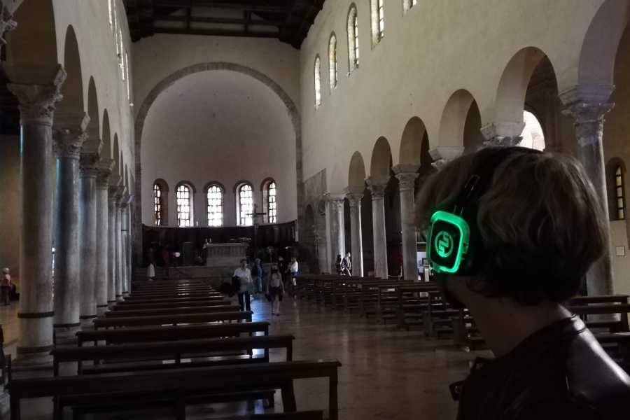 Ravenna Incoming Convention & Visitors Bureau SILENT PLAY FOR DANTE – IMMERSIVE GUIDED TOUR