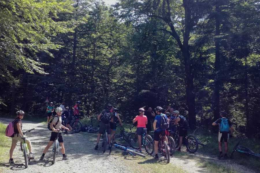 Emilia Romagna Welcome Natura & Pedali - I Percorsi del Savio