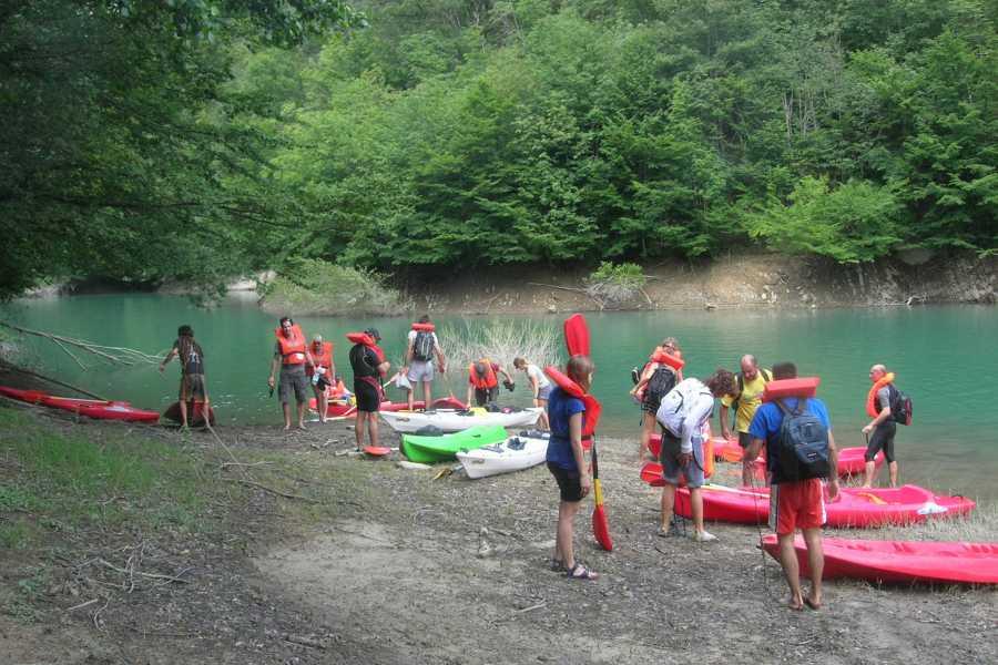 Emilia Romagna Welcome Slow Canoa & Trekking - I Percorsi del Savio