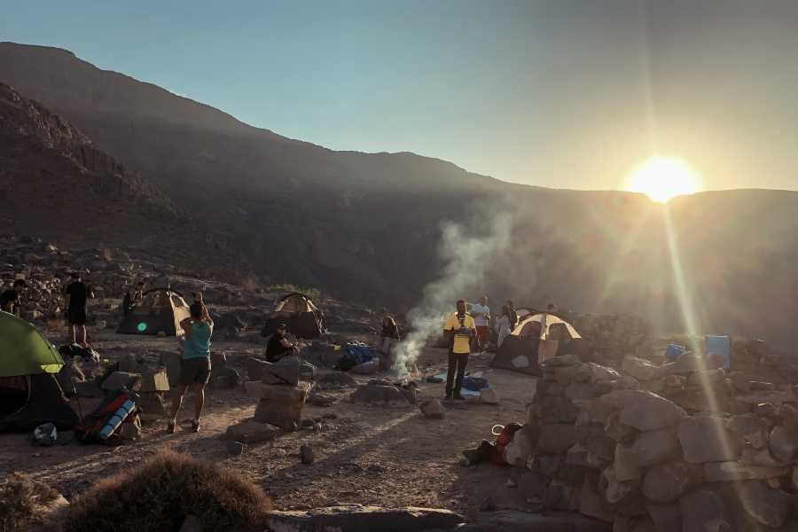 Adventurati Outdoor Backpacking in Jebel Jais  11-12 September
