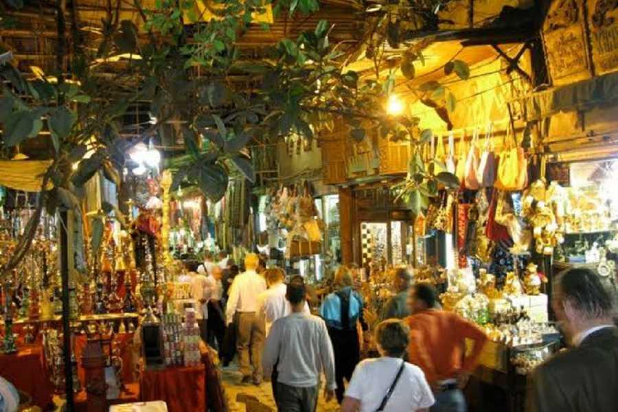 Marsa alam tours City Tour with Al Mustafa Mosque & SOHO Square