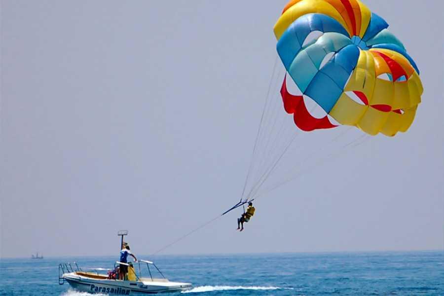 Marsa alam tours Parasailingfahrt von Hurghada