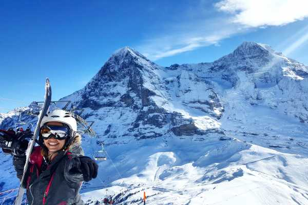 2 Day Ski Weekend in the Swiss Alps