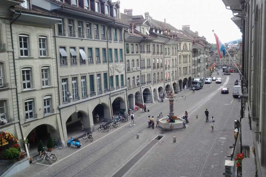 SwissTravelGuide Bern City Tour (GT)