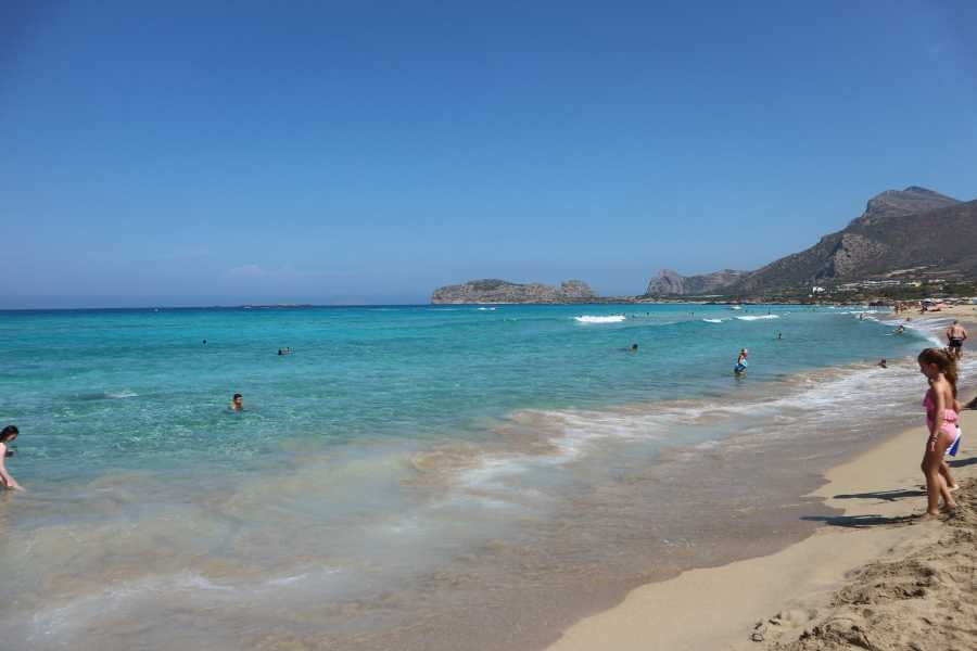 Destination Platanias Falassarna Beach Tour - Private Tour from 100 EUR - Up 8 persons