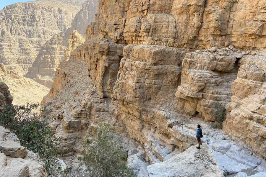 Adventurati Outdoor White Wadi Hike & Boulder Hopping - Saturday 24 April