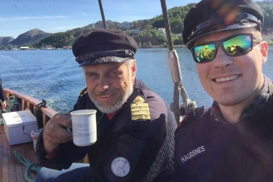 Fishing Stavanger Winter fishing for cod / 5 hr fishing trip with MS Rapp / Februar - March  2021 / Vi går etter ferda torsken