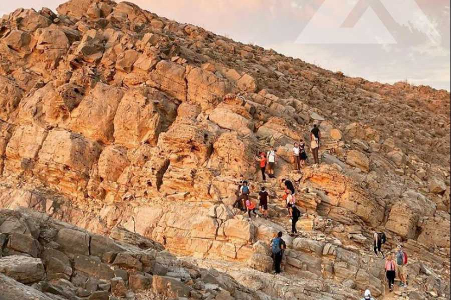 Adventurati Outdoor Hike, Camp at 1770m & Yoga (5/6 March)