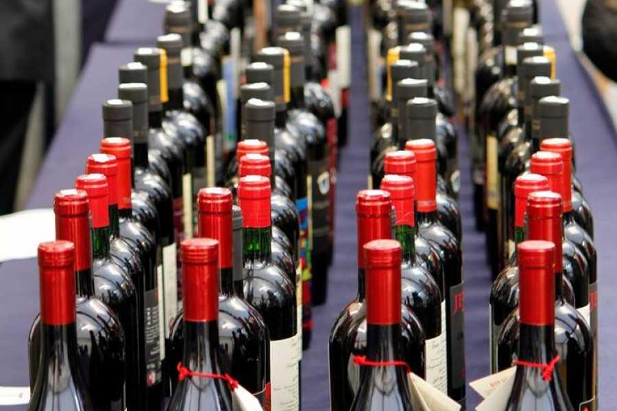 Ravenna Incoming Convention & Visitors Bureau GiovinBacco Mercato Coperto - Carnet degustazione vini