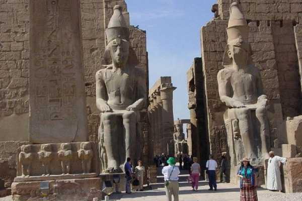 2 Day Luxor Trip From El Gouna