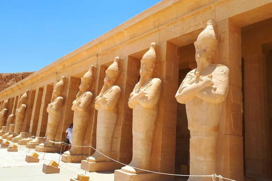 El Gouna Tours Overnight Trip to Luxor from Sahel Hashish