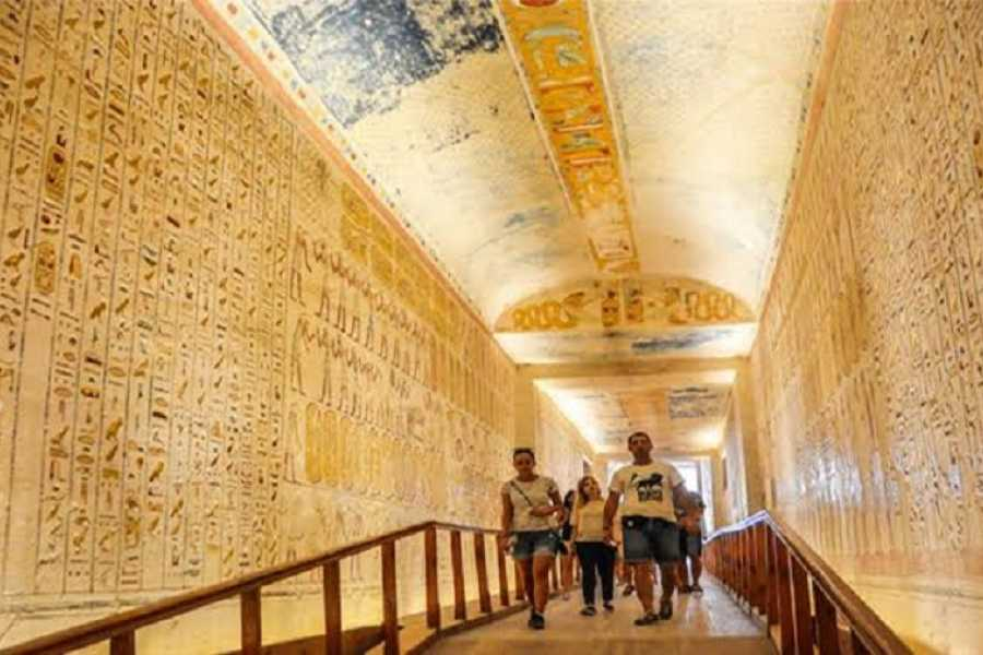 El Gouna Tours Overnight Trip to Luxor from Soma Bay