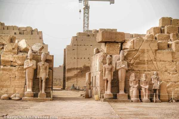 2 Days Excursions to Luxor from Port ghalib