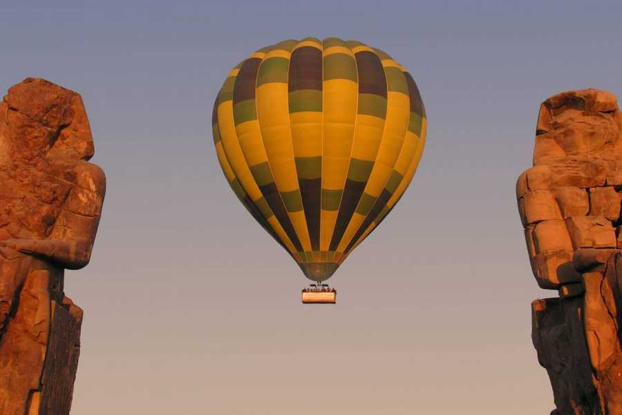 El Gouna Tours 2 dages tur fra El Gouna til Luxor med hotair ballon