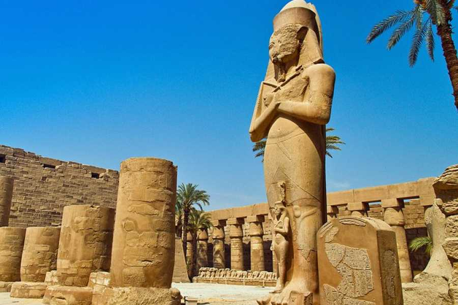 El Gouna Tours 2 days tour to Luxor, Aswan and Abu Simbel from El Gouna