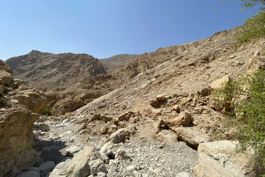 Adventurati Outdoor Wadi Biah Hike to Rafiki's Den (NEW TRAIL) - 16 October