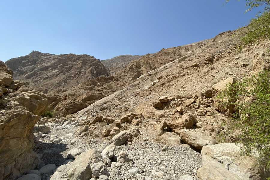 Adventurati Outdoor Wadi Biah Hike to Rafiki's Den (NEW TRAIL) - 20 November