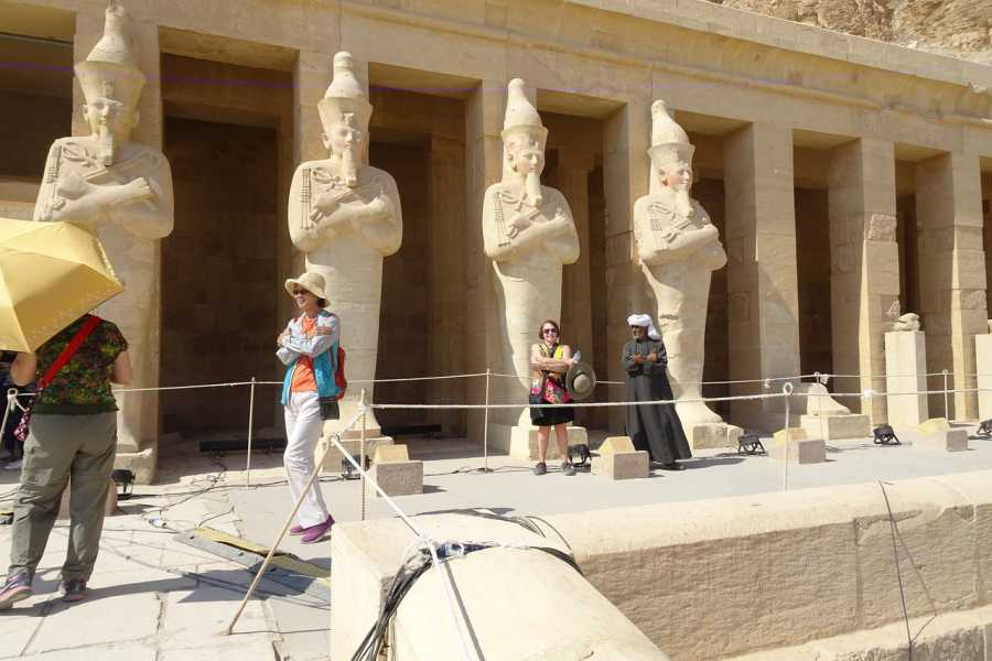 El Gouna Tours Private day tour to Luxor from Marsa Alam