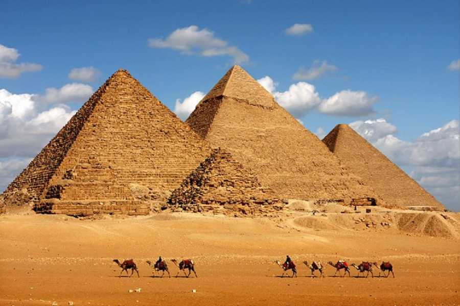El Gouna Tours Two days tour to Luxor and Cairo from Marsa Alam