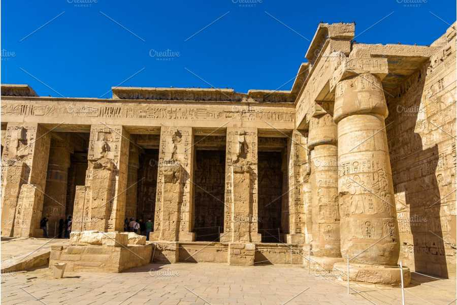 El Gouna Tours 4 day Private tour to Luxor from Marsa Alam