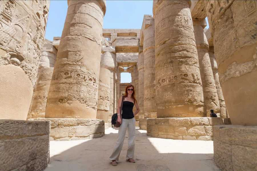 Daily tours Egypt Luxor private trip from Hurghada