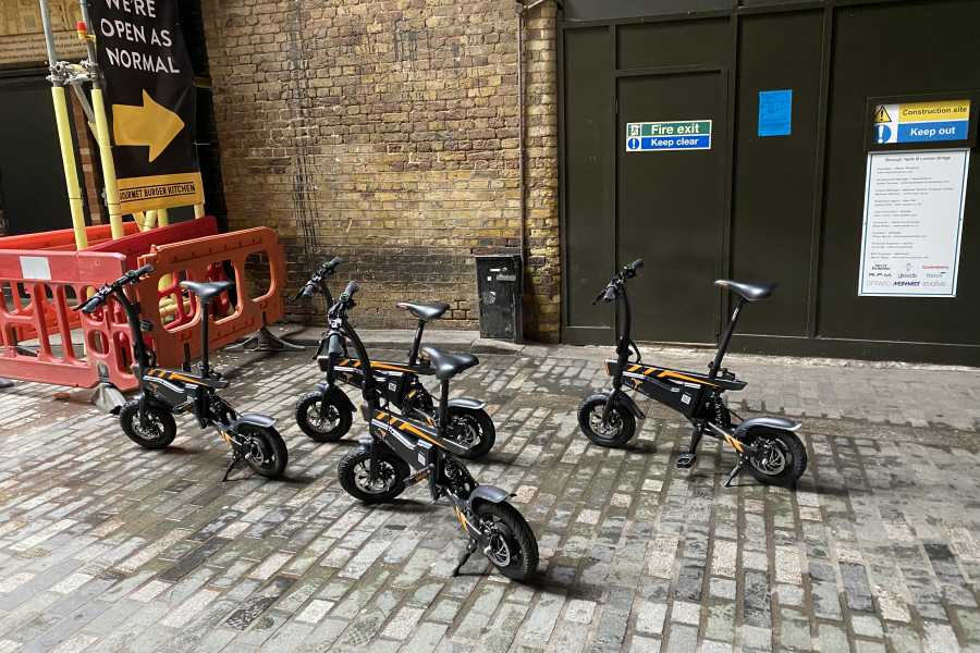 Halal Tourism Britain Electric bike tour of London