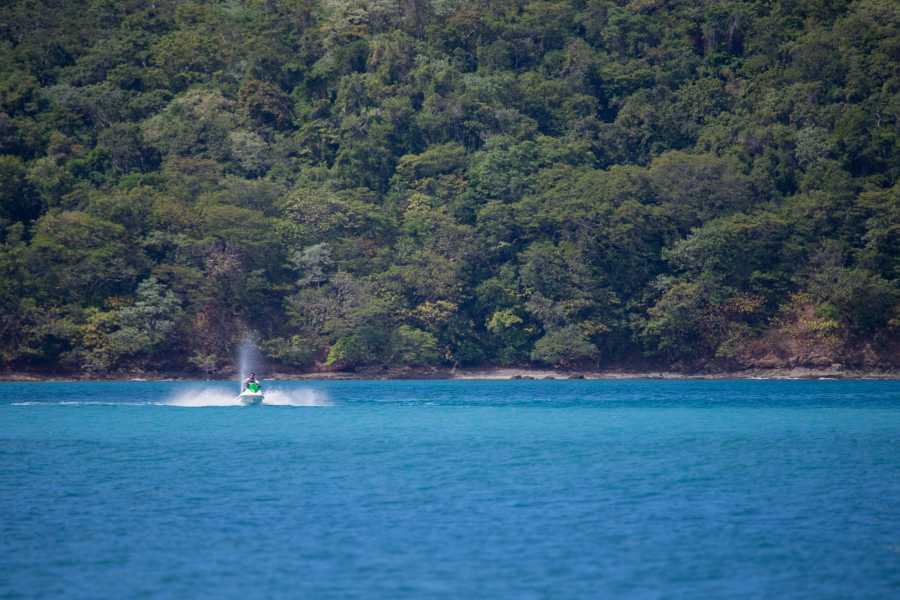 Arenas Brasilito Two Hour Jet Ski Tour