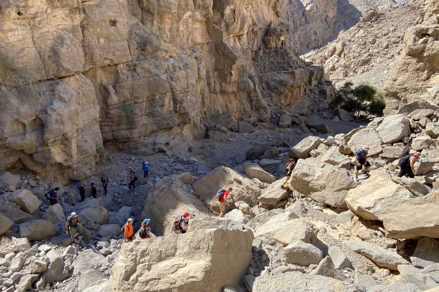 Adventurati Outdoor Wadi of the Giants - Saturday 13 February