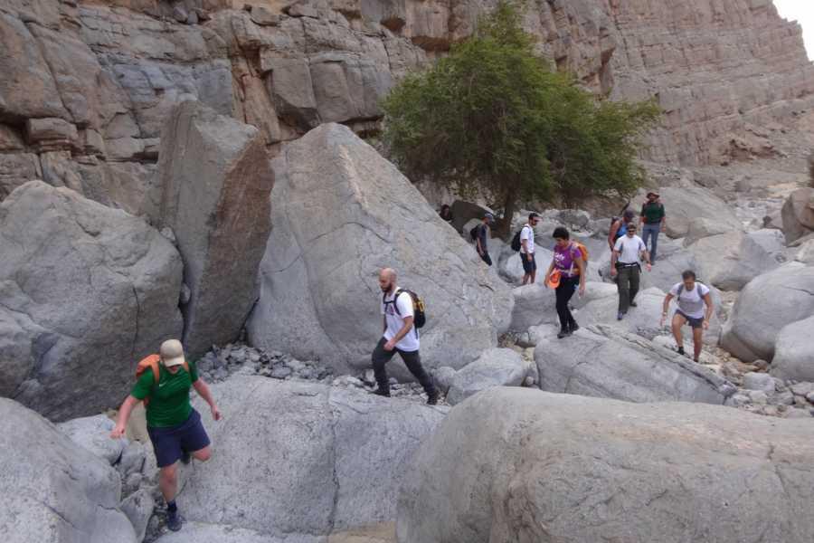Adventurati Outdoor Wadi of the Giants (29 Dec) - Janette
