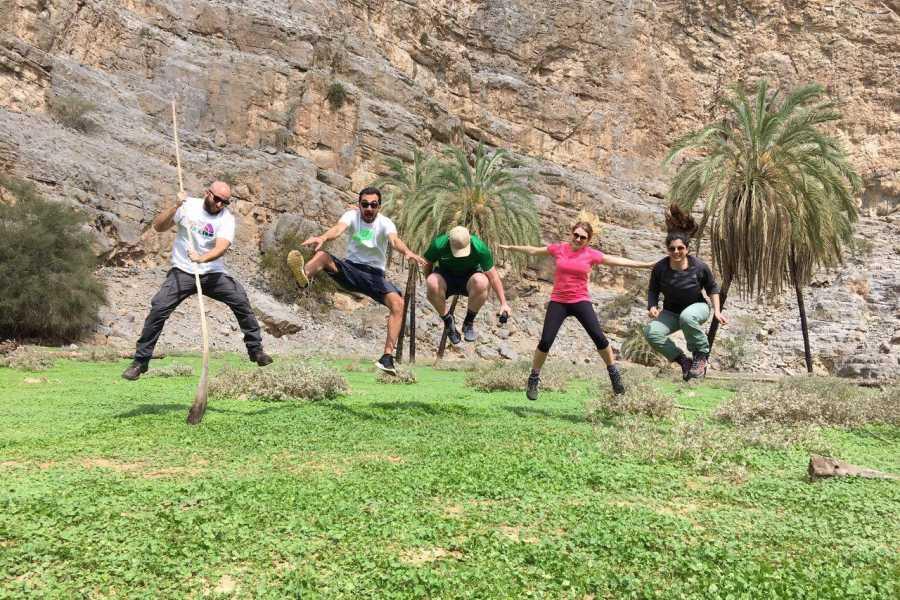 Adventurati Outdoor Wadi of the Giants - Saturday 16 Jan