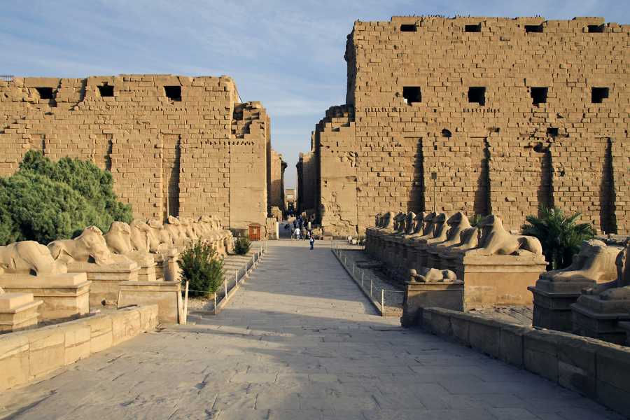 Excursies Egypte 17 Days Egypt Travel Package