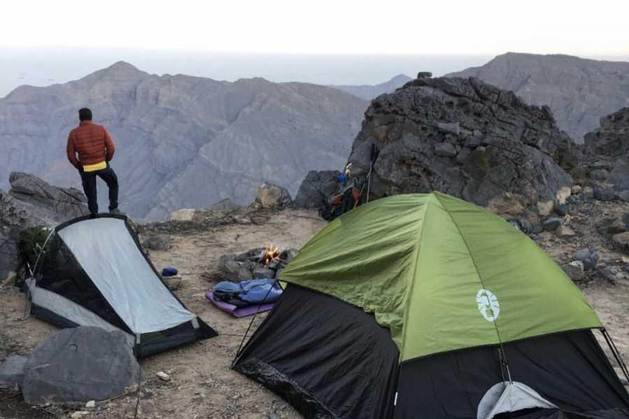 Adventurati Outdoor Backpacking Stairway to Heaven Reverse Route (Fri/Sat - 26/27 Feb)