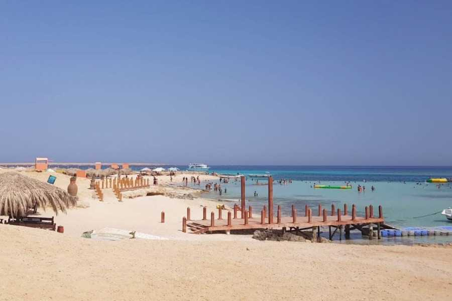 El Gouna Tours Snorkelling Day trip Paradise Island From El Gouna