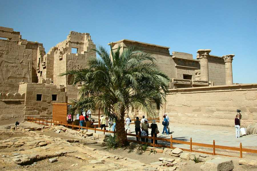 El Gouna Tours 3-day Private tour to Luxor from Marsa Alam