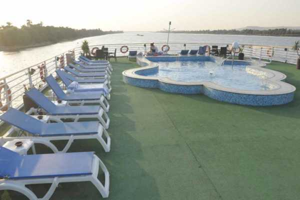 4 Days Nile Cruise Excursions From Marsaalam